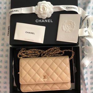 Rare Chanel woc